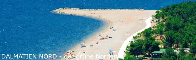 kroatien inselurlaub dalmatien norden pag zadar biograd